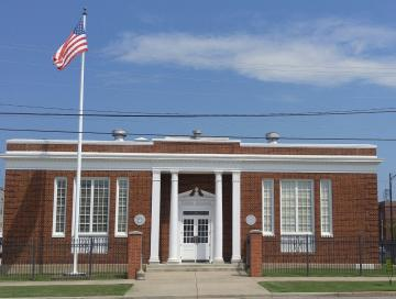 The Russellville Housing Authority's Administrative Office is located at 115 South Denver Avenue.  This historic building was restored in 2003.